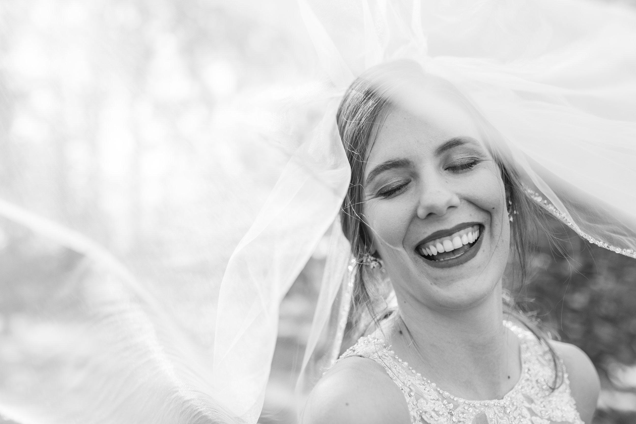 BridewithVeil