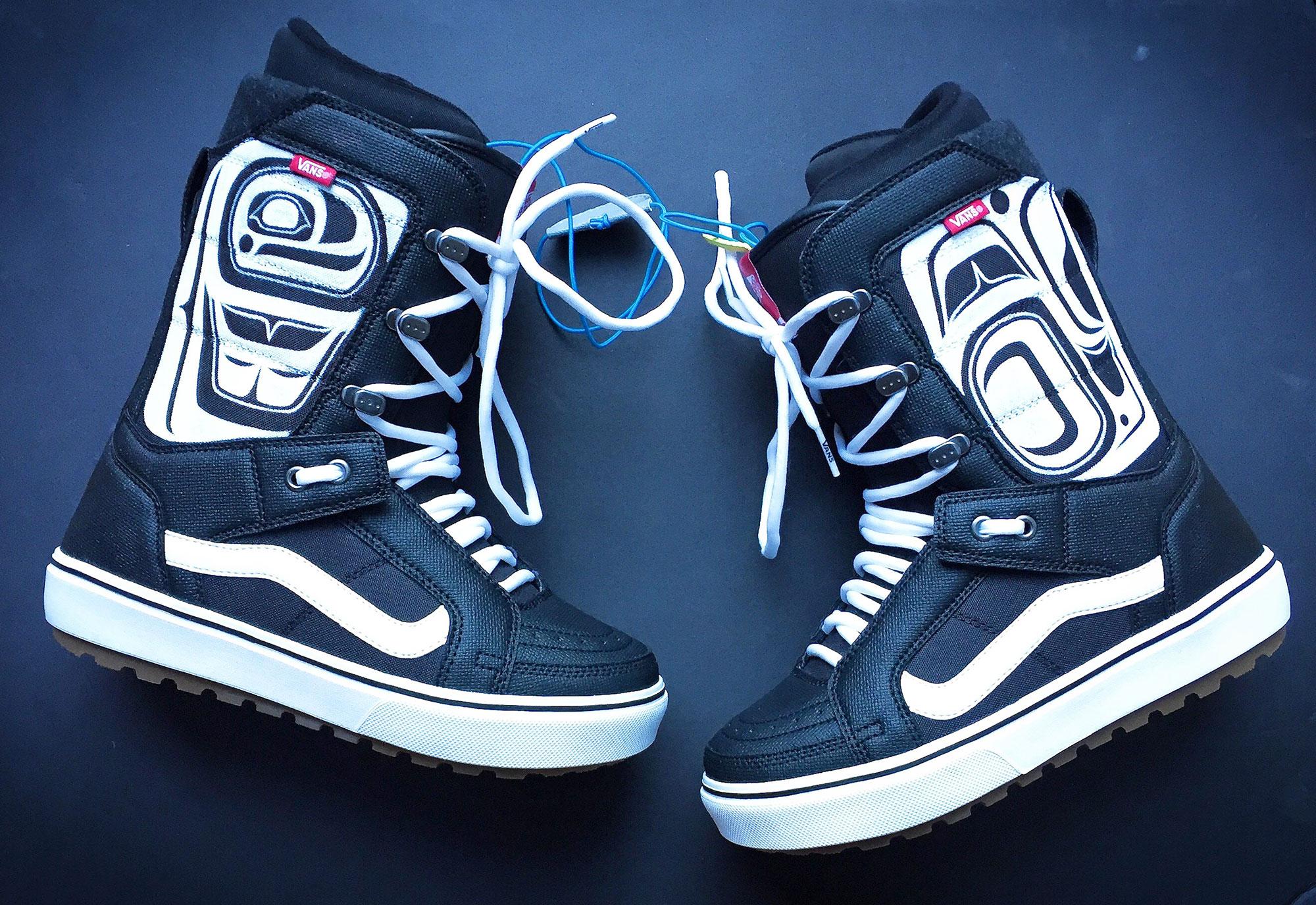 """""""Eagle"""" / Vans Hi-Standard Snowboard Boots"""