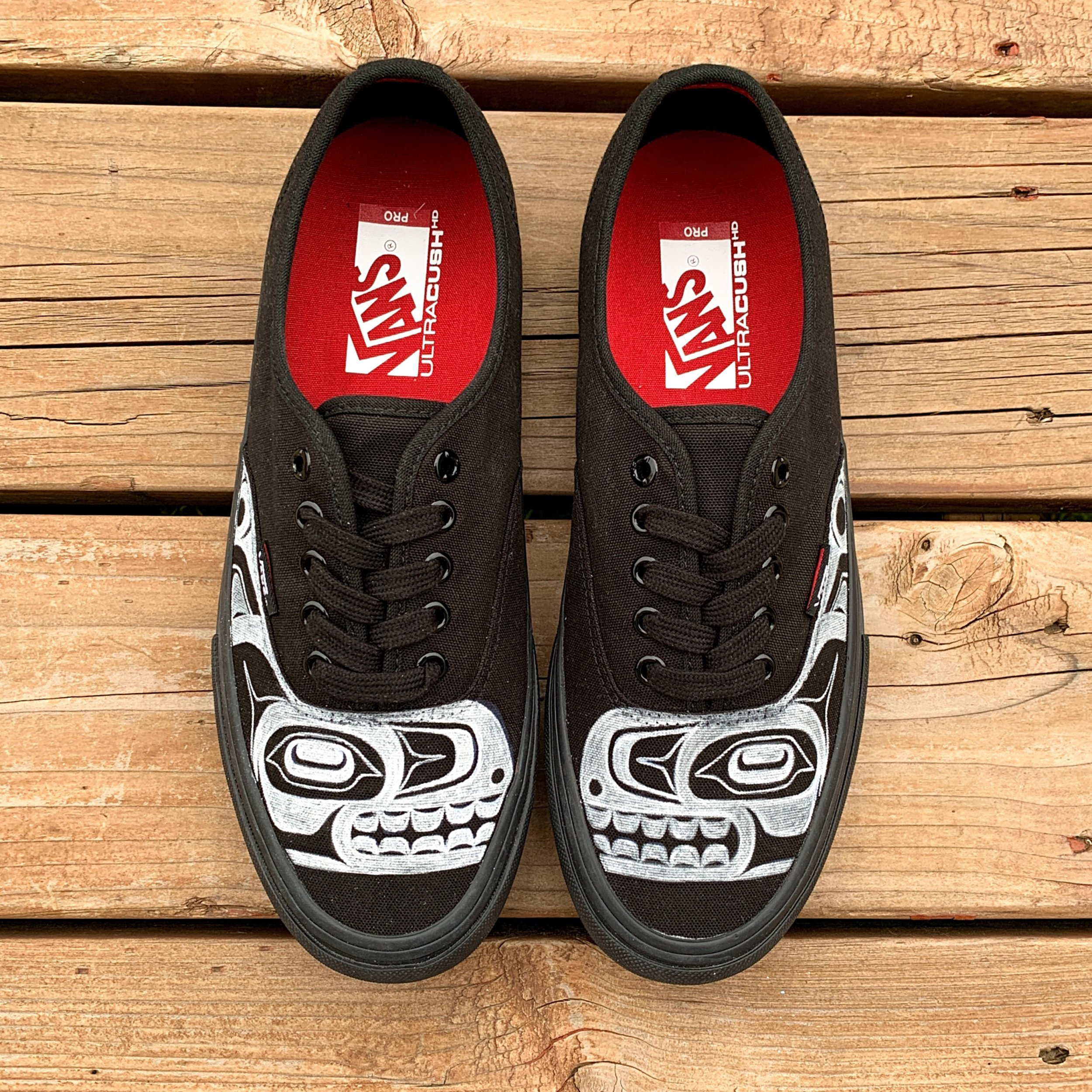 Killerwhale / Vans Shoes
