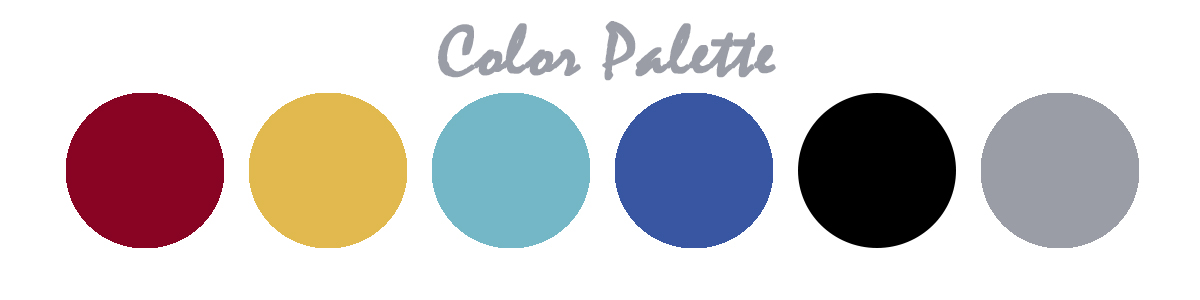 Capsule Wardrobe Color Palette