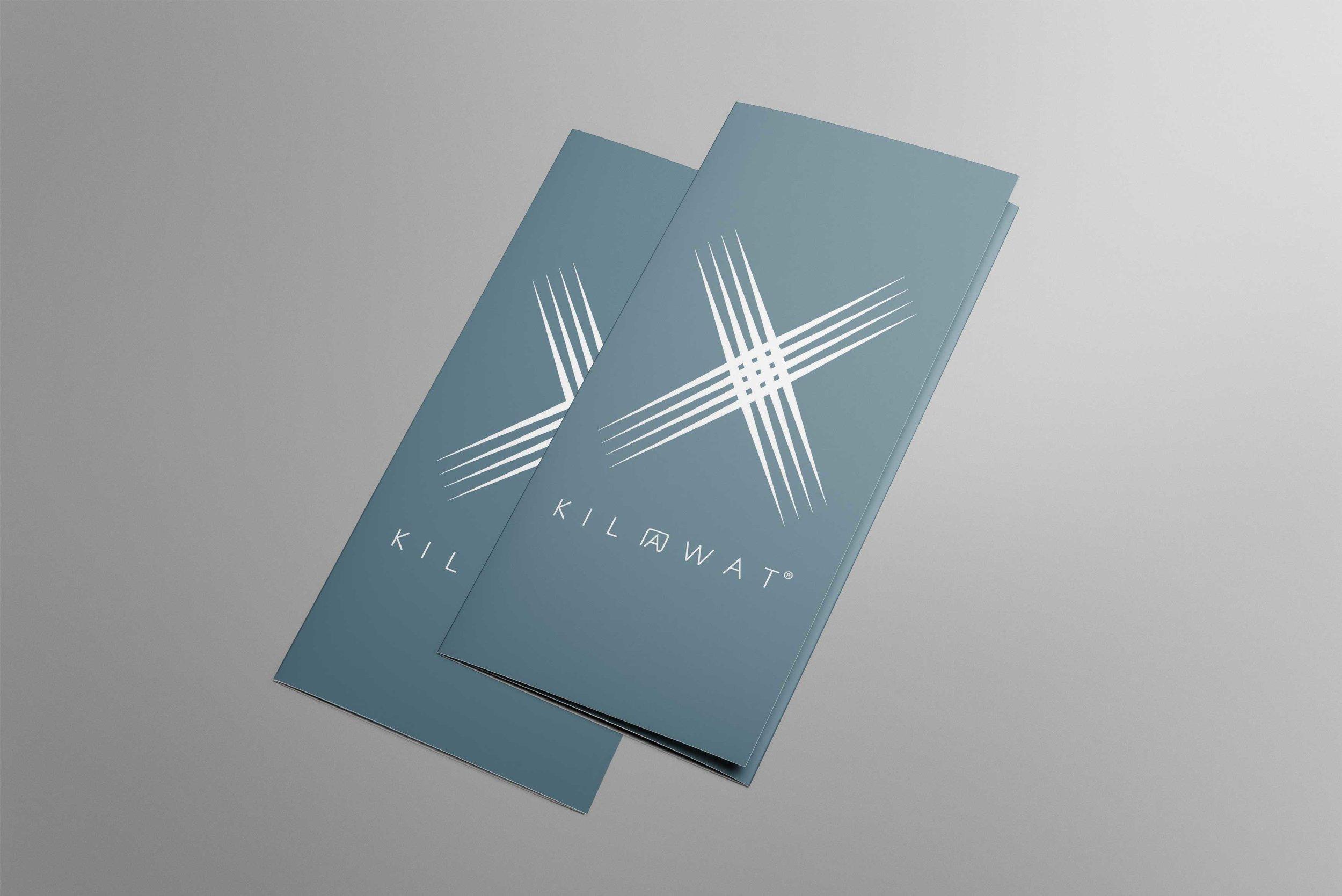 KILAWAT - Menu Design