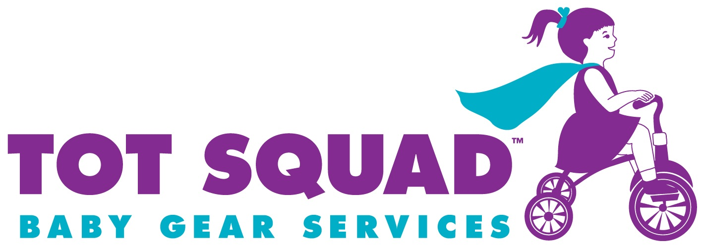 Tot Squad Baby Gear Services Logo