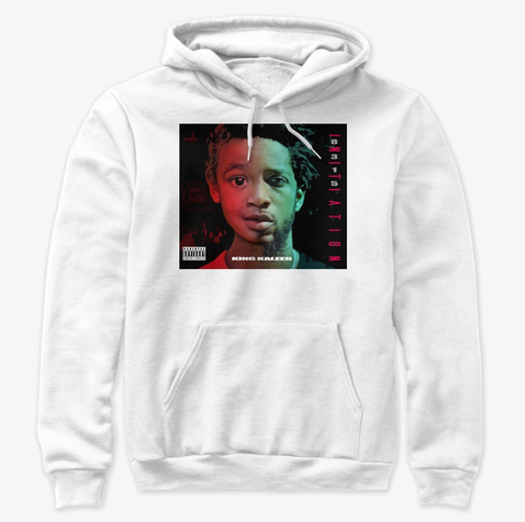 """""""INITIATION"""" hoodie, available in 7 colors! Click the shirt to browse through the different options and grab your """"INITIATION"""" hoodie today!"""