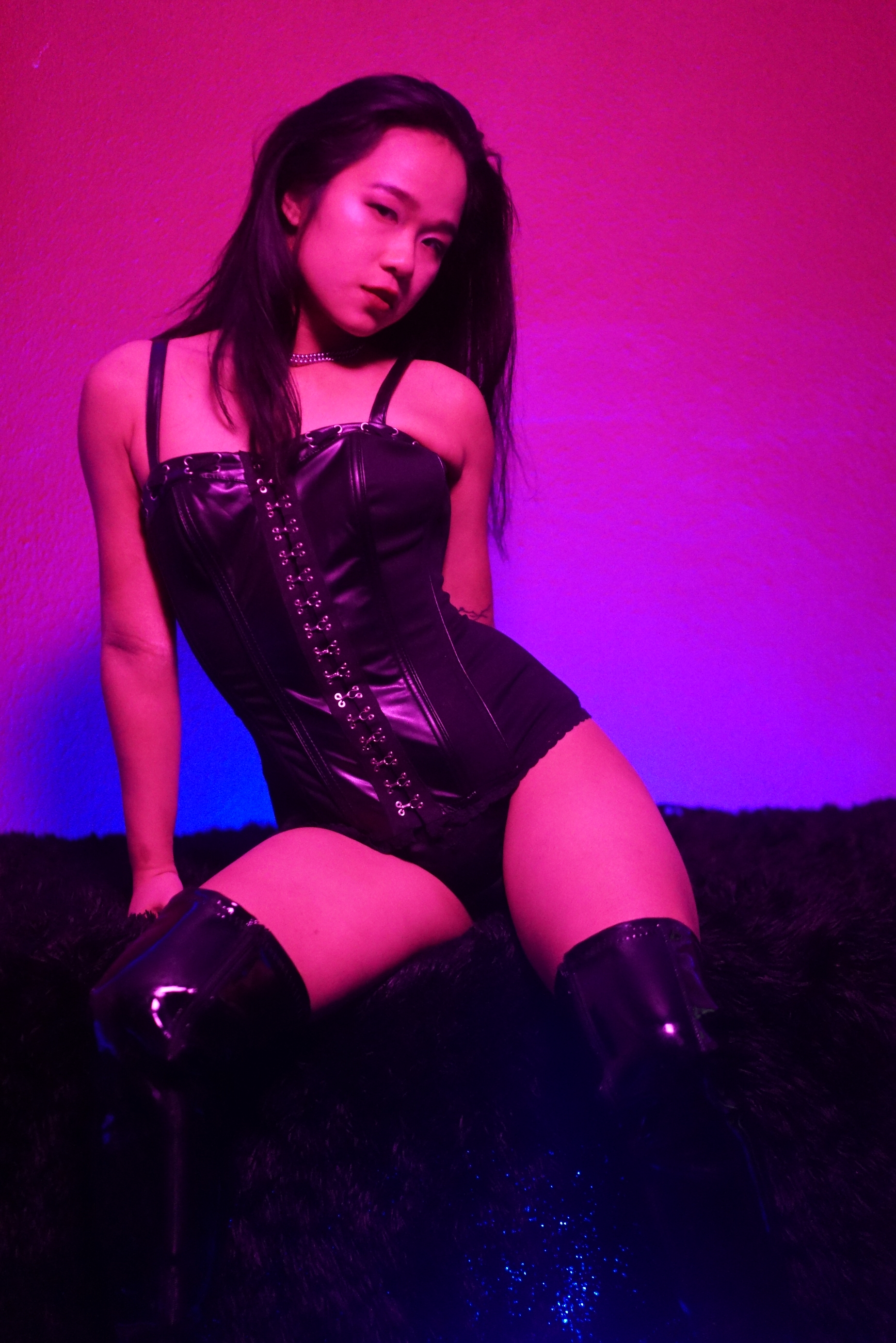New York pro dominatrix Empress Wu