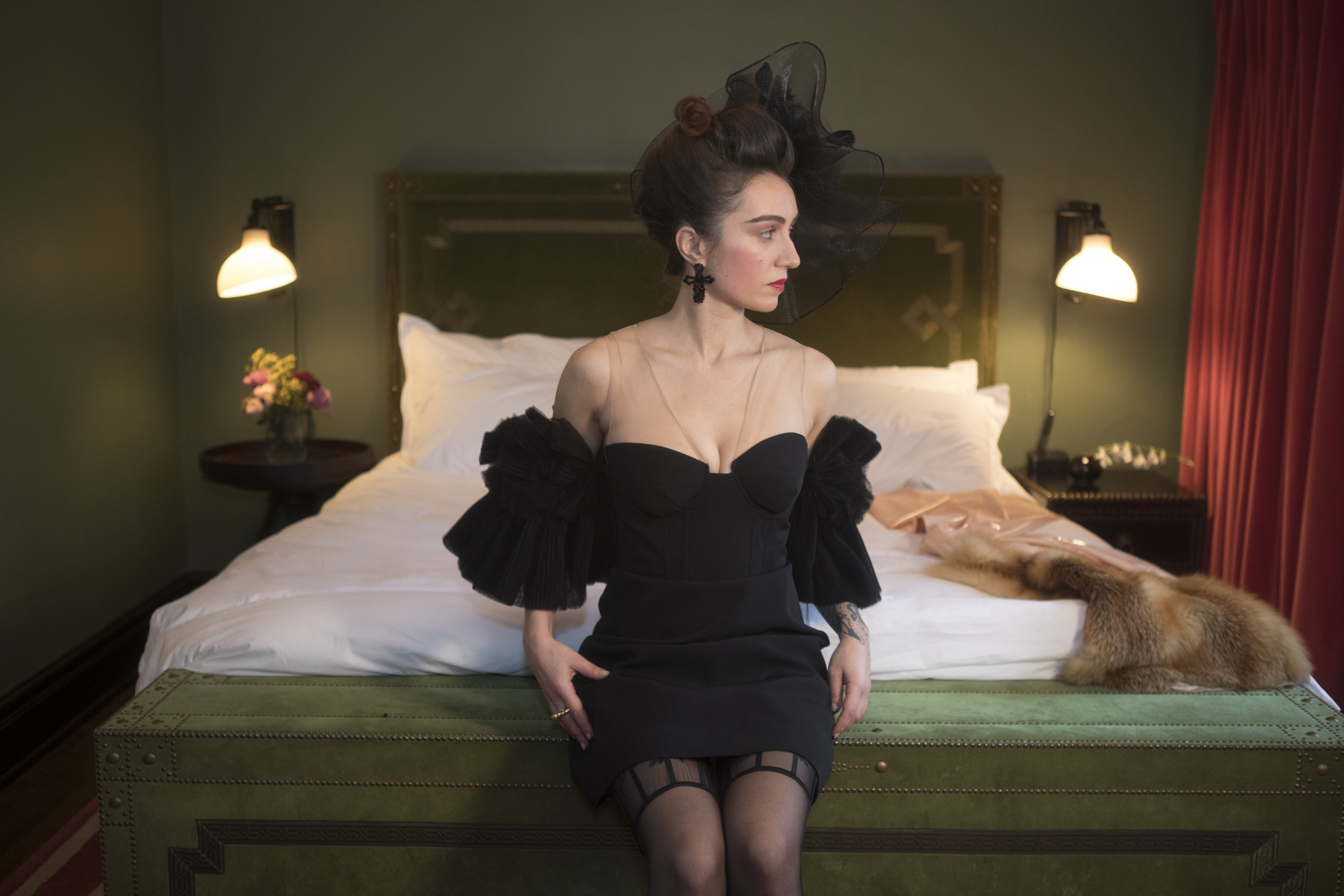 Mistress Verity. Photo by Alicia Wetherhill