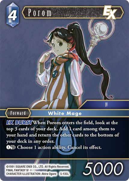 MogPod Gaming Final Fantasy Trading Card Game (FFTCG