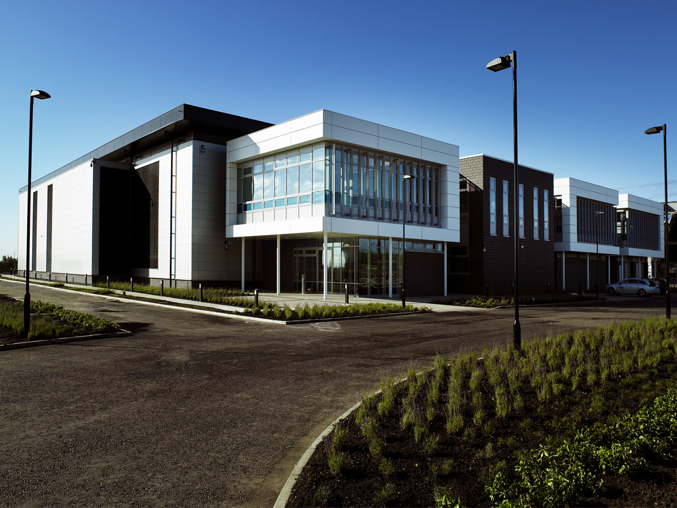 The Stellium data centre, Cobalt Business Park, North Tyneside