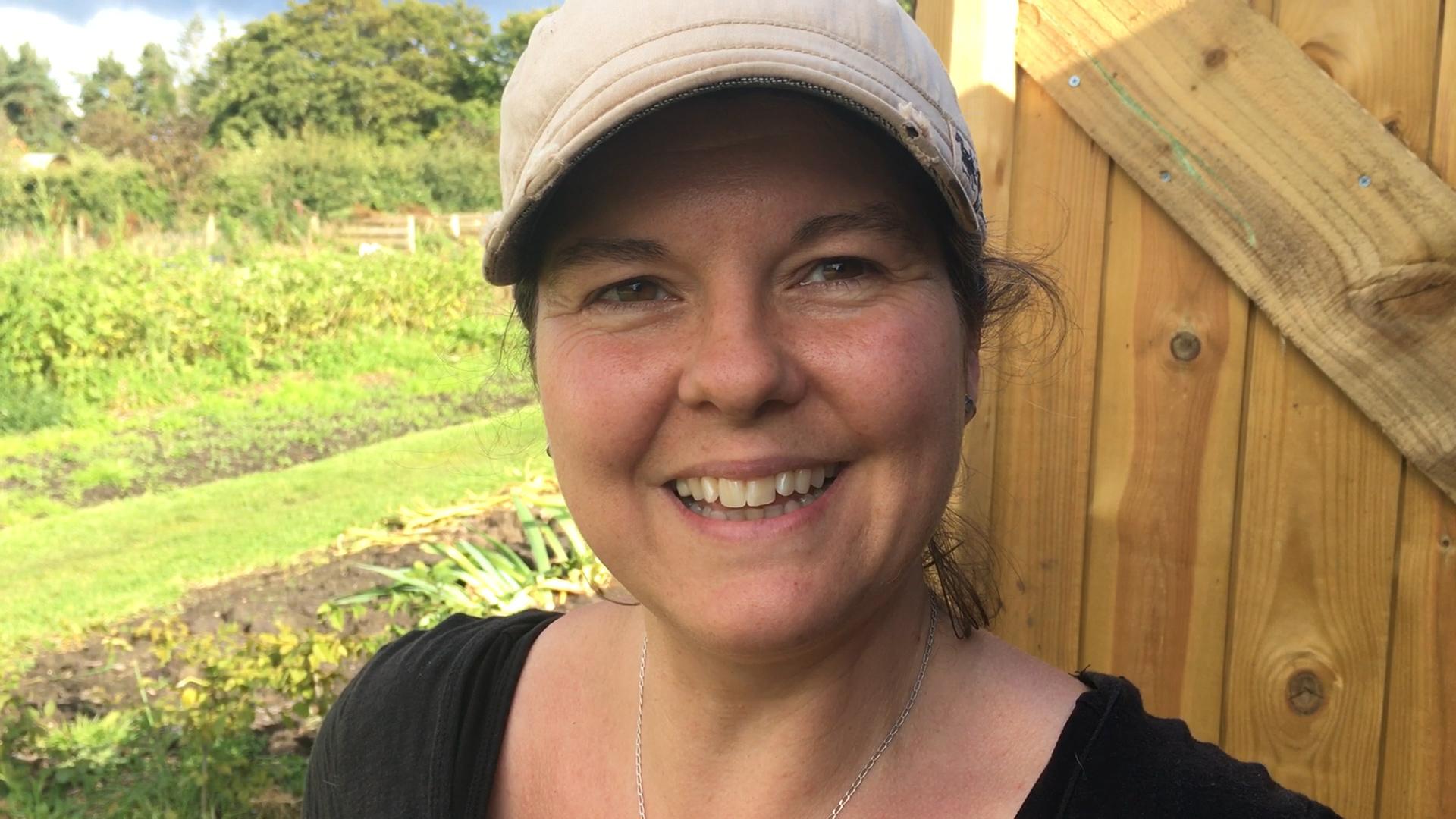 Jane Pryde founded Higher Ground Allendale