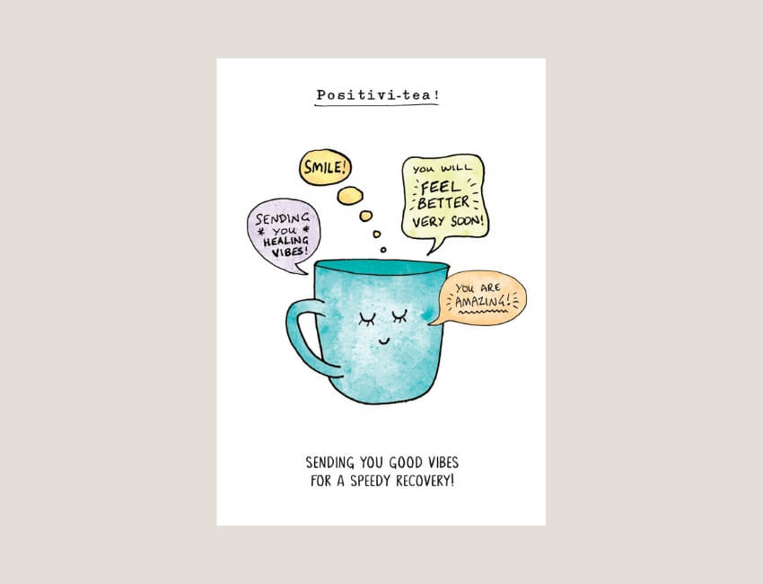Pun-tastic - Pun-tastic is a cheeky greetings card range of original illustrations from The London Studio.Each illustration is matched with an ingenious pun that is guaranteed to make the receiver smile. A kraft envelope completes the final look perfectly.