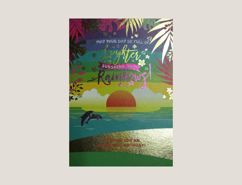 Time to Shine - A dazzling and inspirational range from The London Studio, Time to Shine features a vibrant cold foil signature look.Each design has a magical feel, with glorious attention to detail and motivational captions that resonate with the current trend for mindfulness.