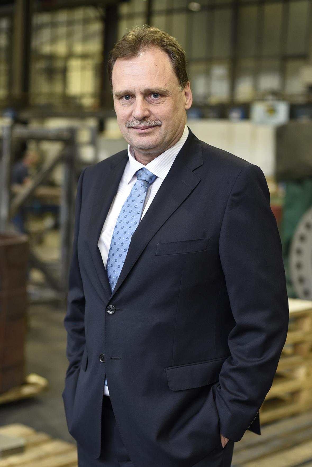 Michel Selogni ,CFO
