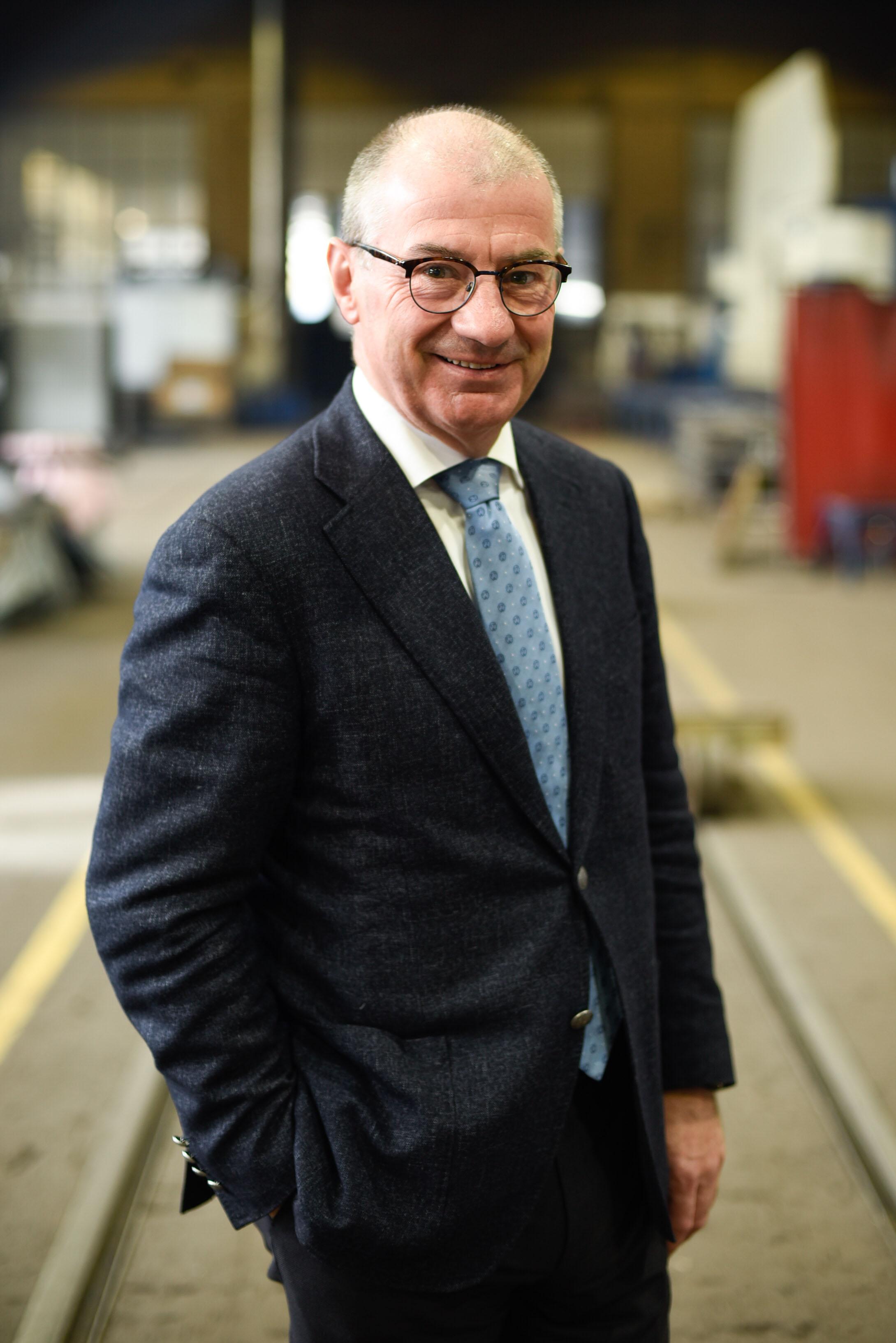 Giovanni Leonardi, Presidente CdA