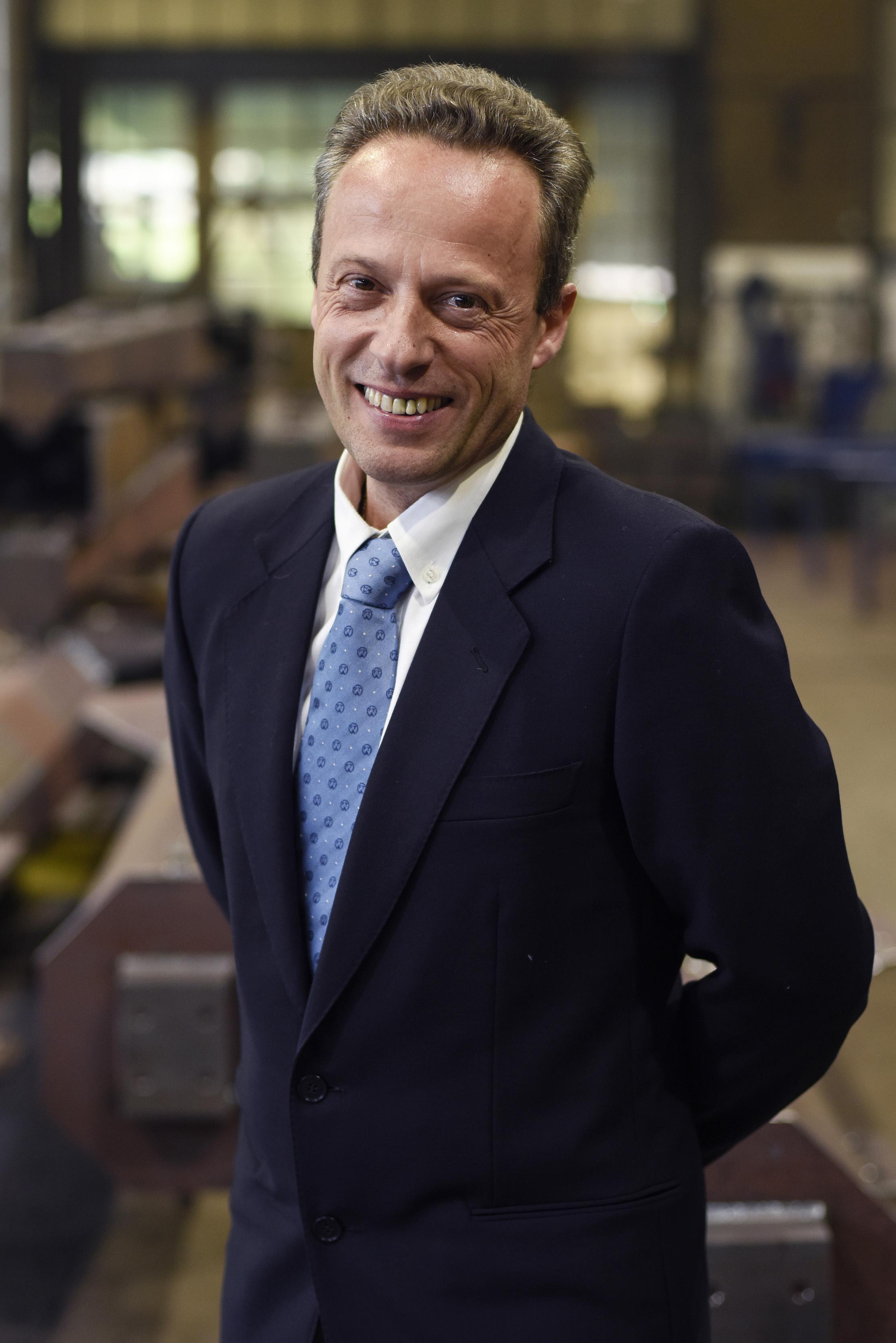 Flavio Beresini, Ufficio Tecnico
