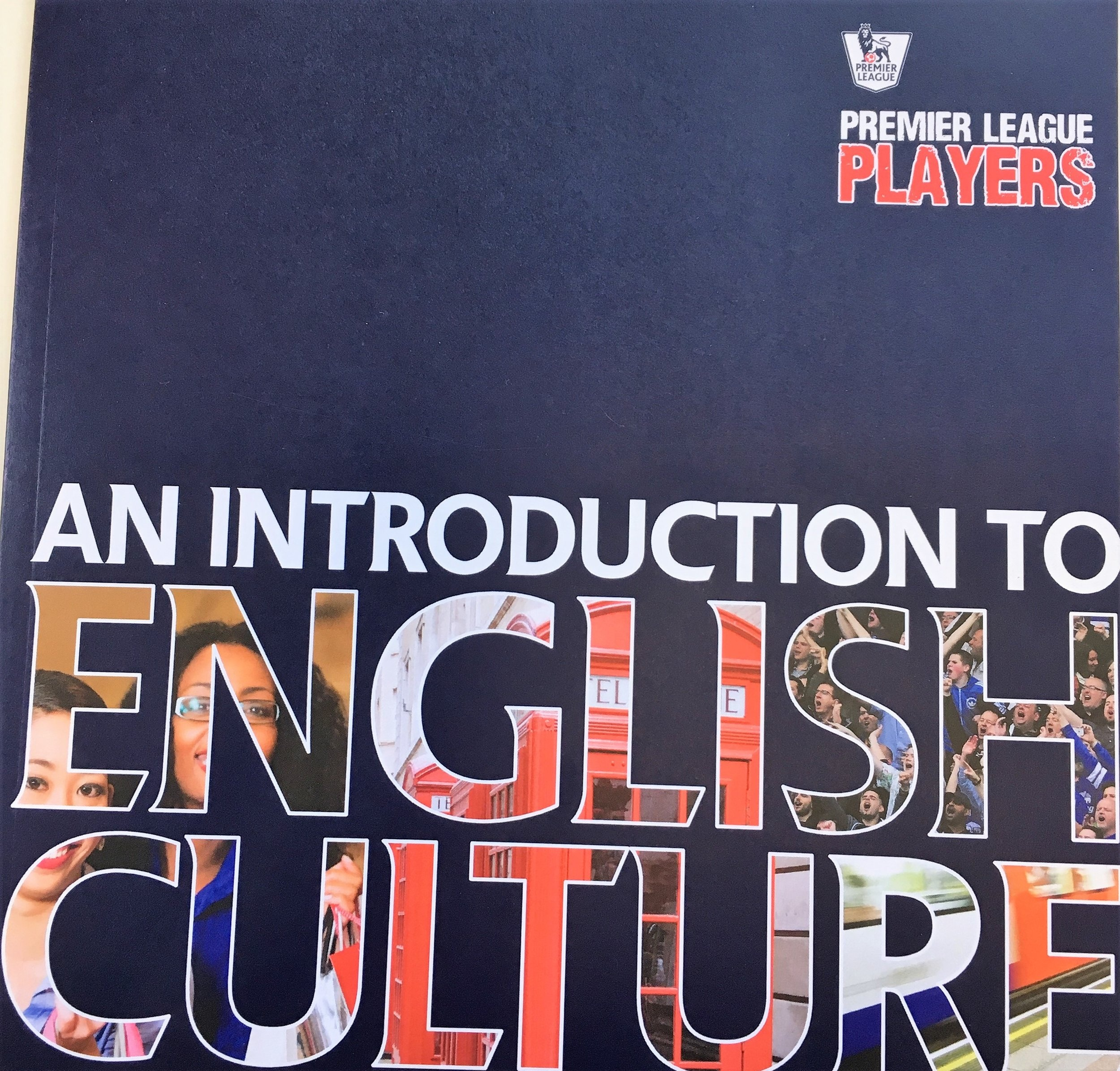 Guide to English Culture written for Players