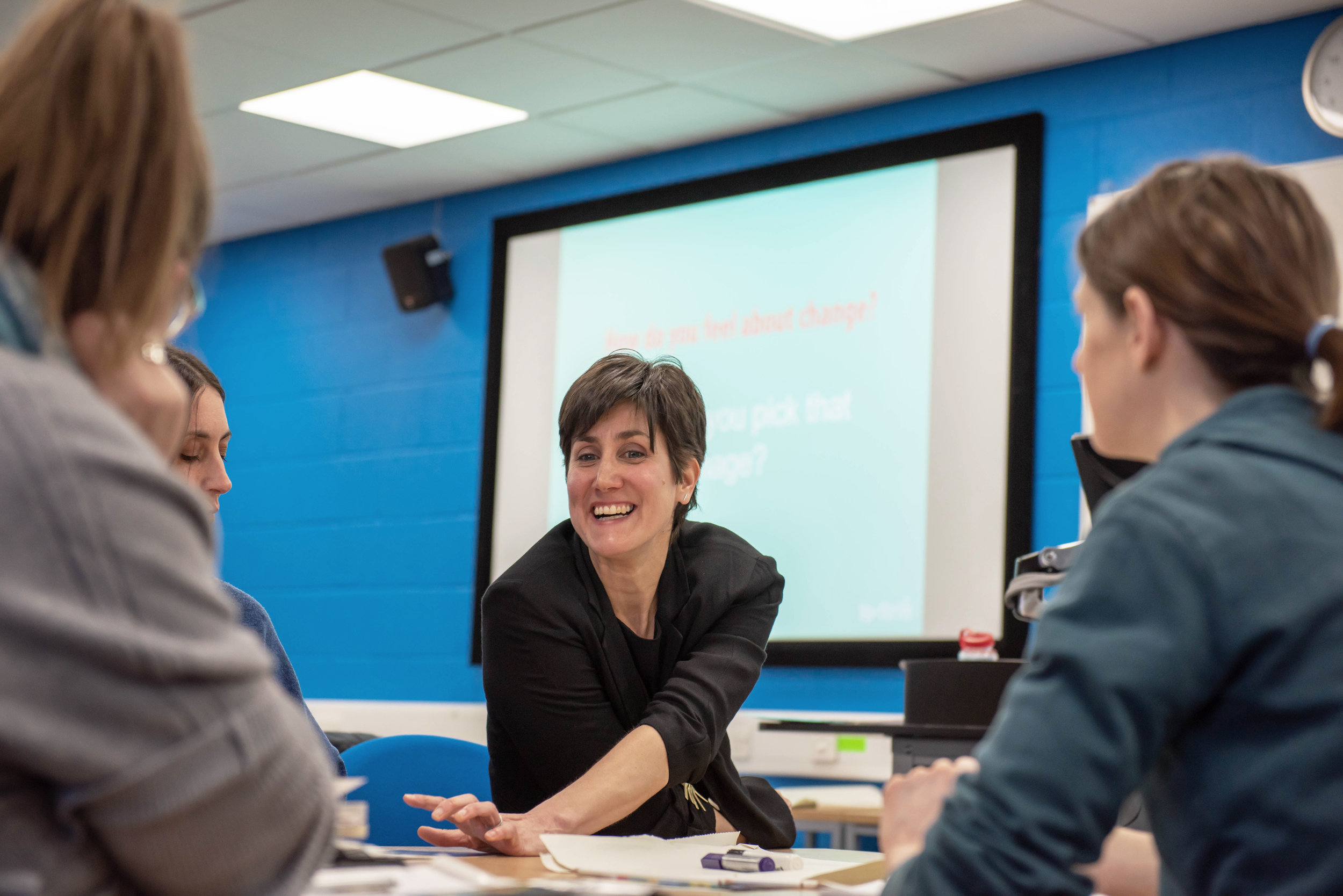 Creating a Coaching Culture:Ambassadors Programme - Working with you to develop your own in-house talent. Creating and working with a team of Ambassadors to establish a company culture that helps nurture your female leaders and supports them and you to grow.I will:Help you to identify and bring on board staff across the organisation through the establishment of 'change circles'Deliver 'Coaching of Coaches' training to include sessions on: understanding your own frame of reference, active listening skills, group dynamics, powerful questions, motivation and signs of recognitionDesign a set of bespoke training materials and an accompanying facilitators guide, if requiredProvide on-going support through Action Learning sets and 1-to-1 or group coaching sessions for staff involvedCreate opportunities for celebration