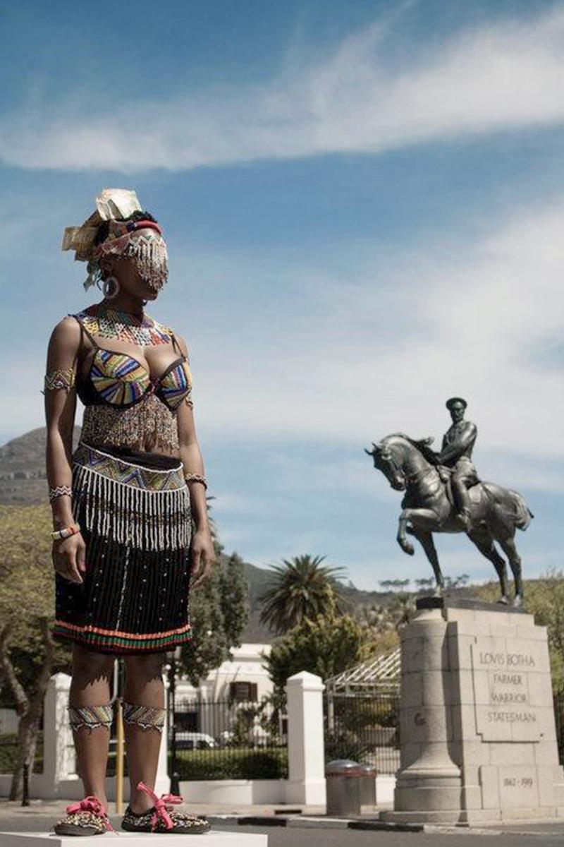 Sethembile Msezane, Untitled (Heritage Day) , 2013