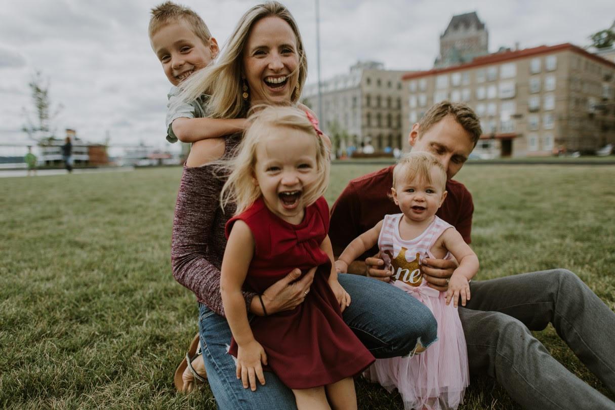 Columbus Ohio Postpartum trainer