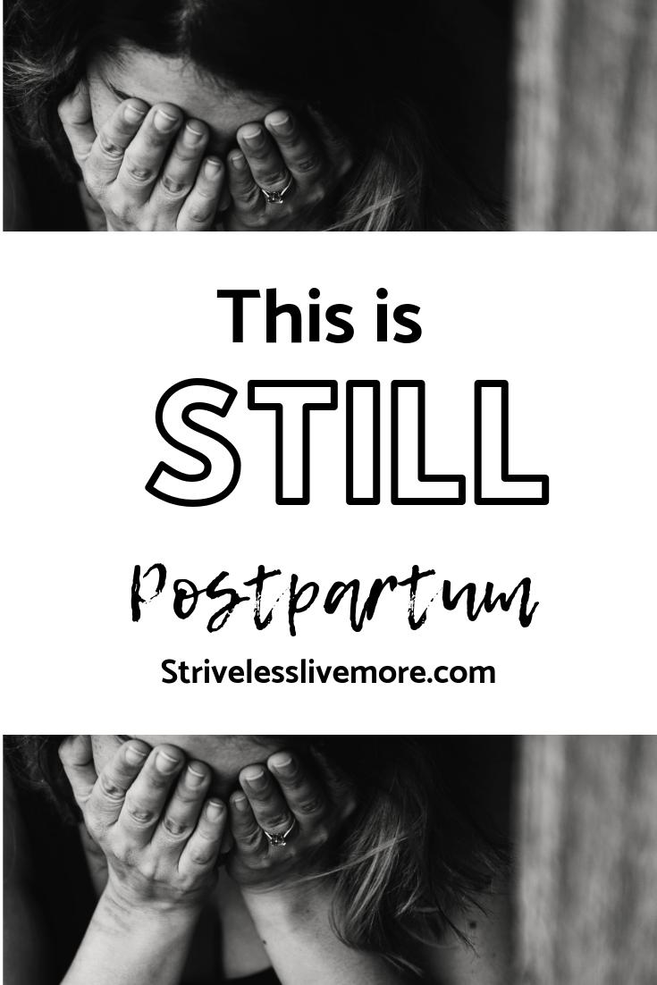 Pinterest postpartum information