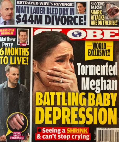 Postpartum in the media