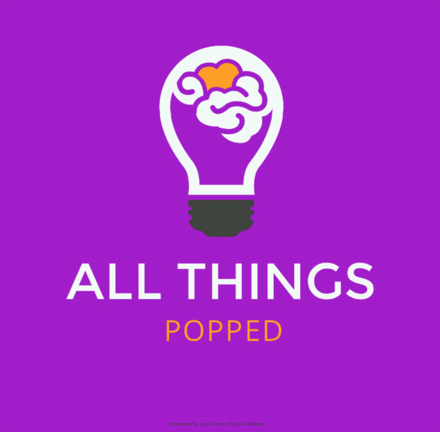 """All Things popped - Interview feature on podcast All Things Popped""""What a joyous day. Canon of Sunnydale talks with writer/actress Kate Ferguson about the industry and emotions as a concept. You're not living right if you're not following lady Ferg's on Instagram and Twitter with @KateFerg."""""""