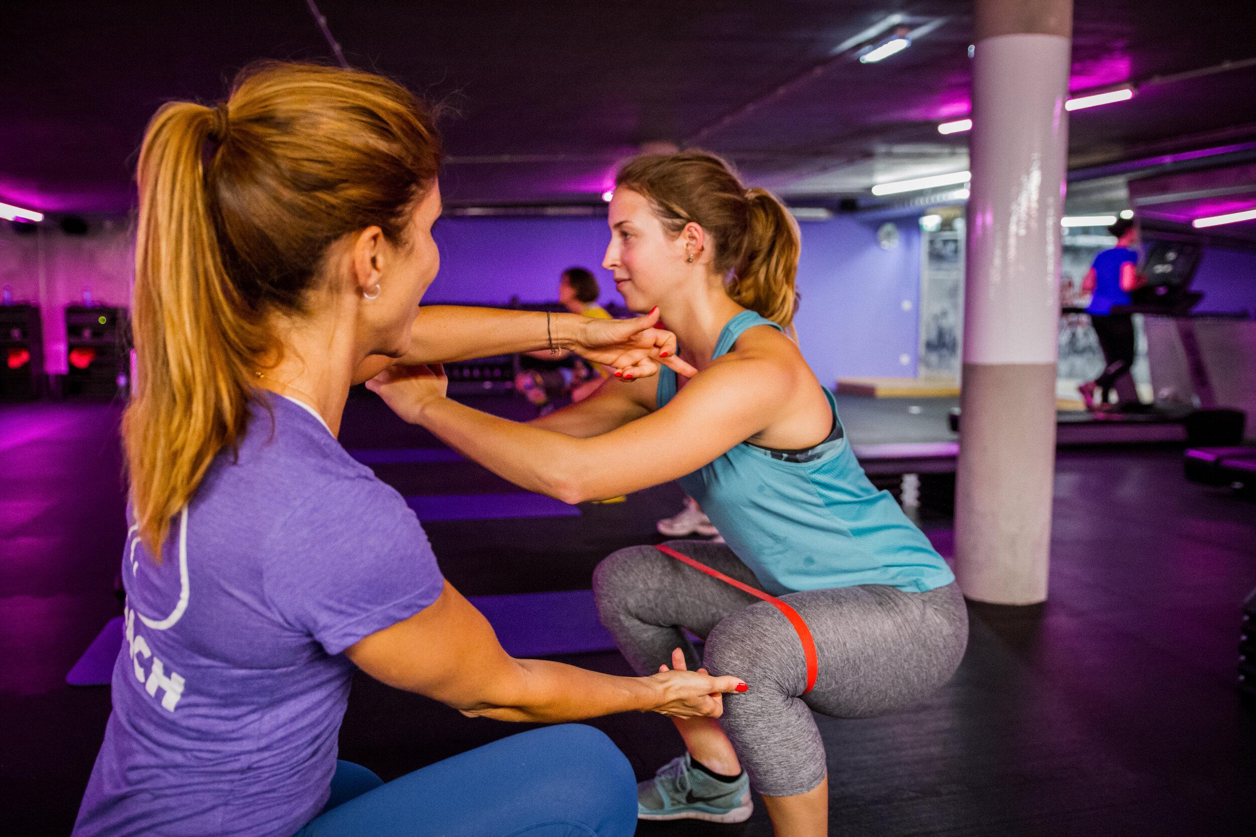 SAYYES to enjoying your workout - Jeden Tag erwartet dich ein anderes Workout. Durch die ständige Variation wird der Körper ganzheitlich trainiert, die Einheiten werden nie langweilig.