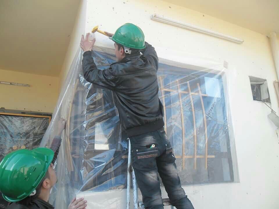 بناء منزل في الموصل