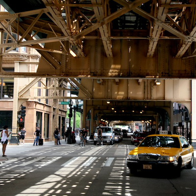 Chicago Mobility and Transportation -