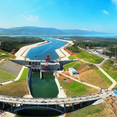 The South-North Water Transfer and the Technopolitics of Megaprojects -