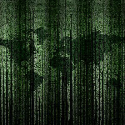 Dissassembling binaries in International Relation's core -