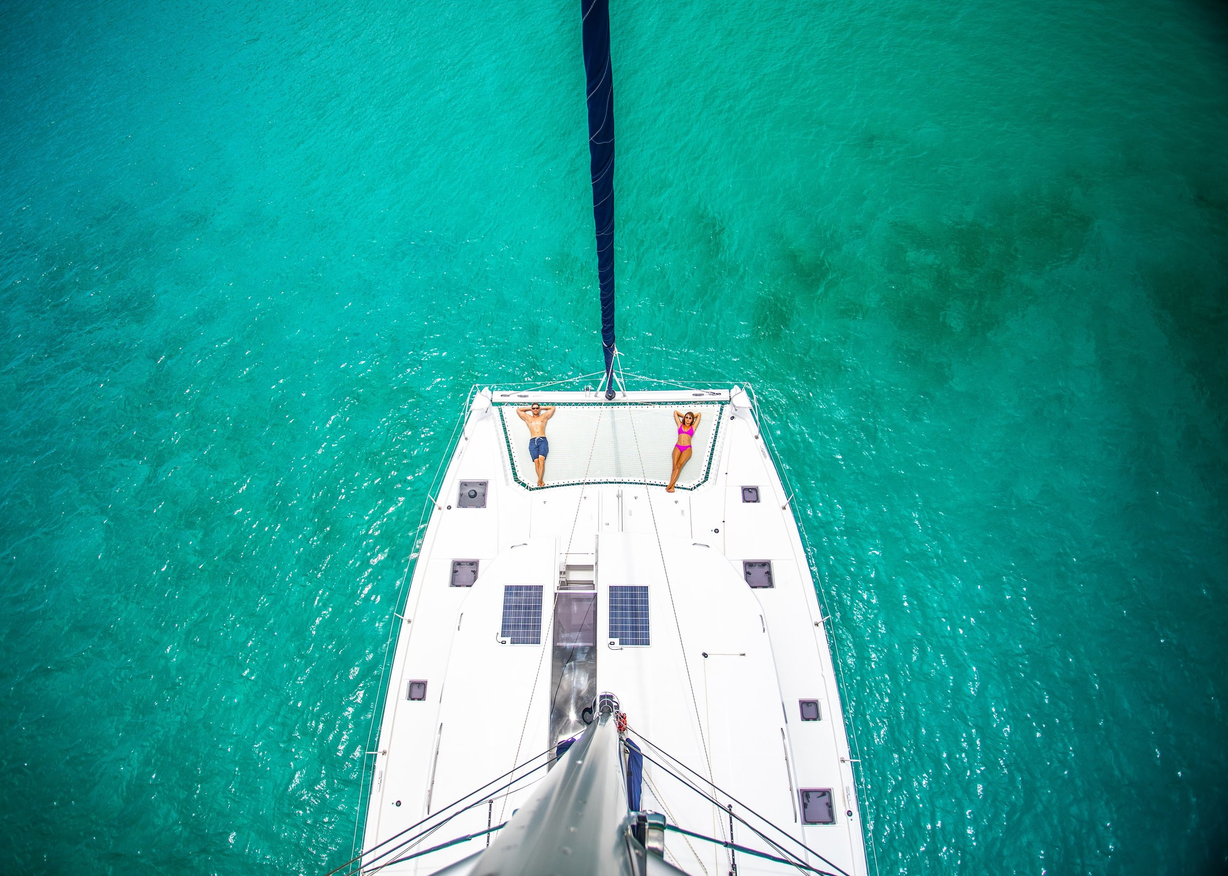 Charters out of Tortola, BVI