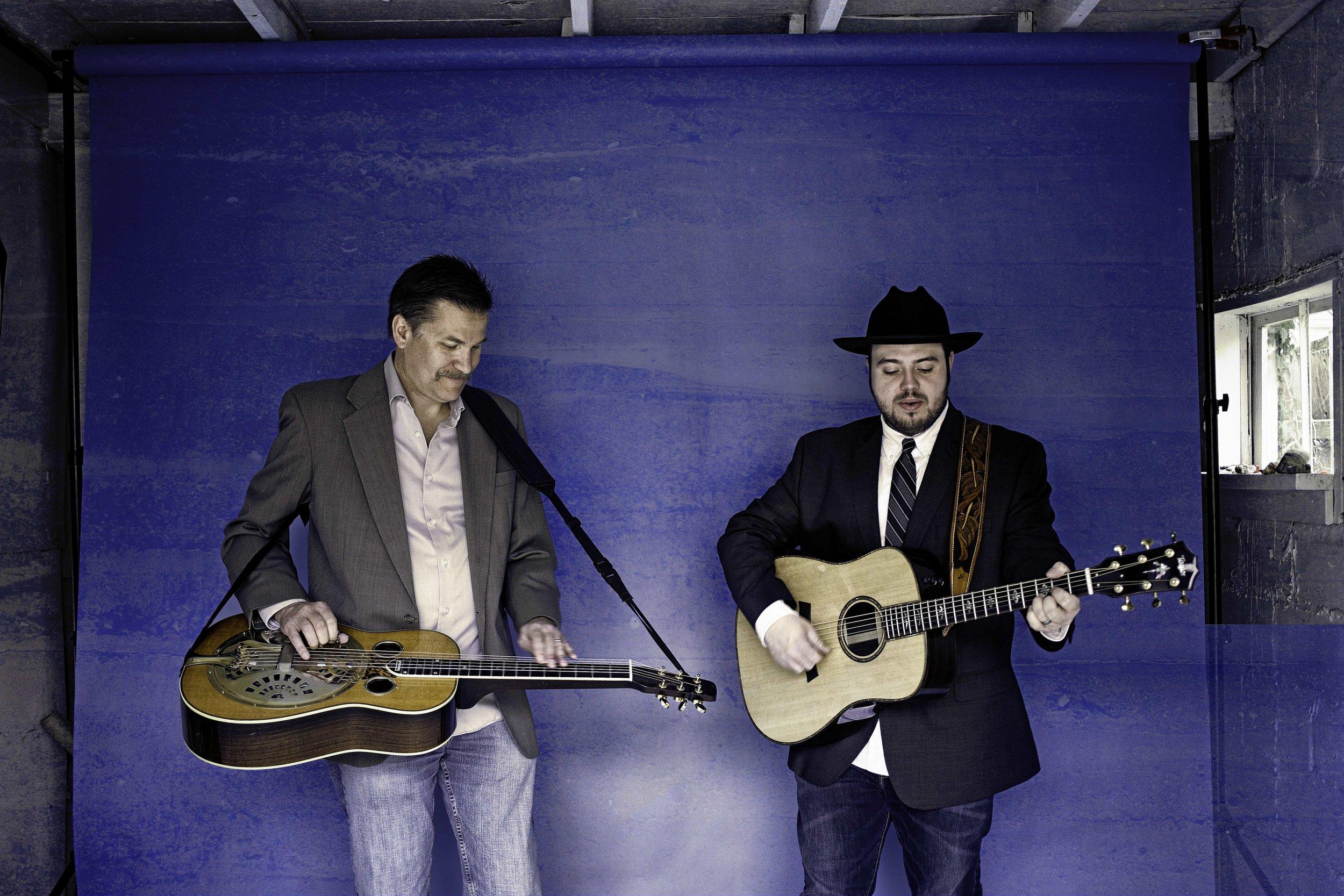 Rob and Trey | Blues, Folk, Rock  Friday 6:30 PM