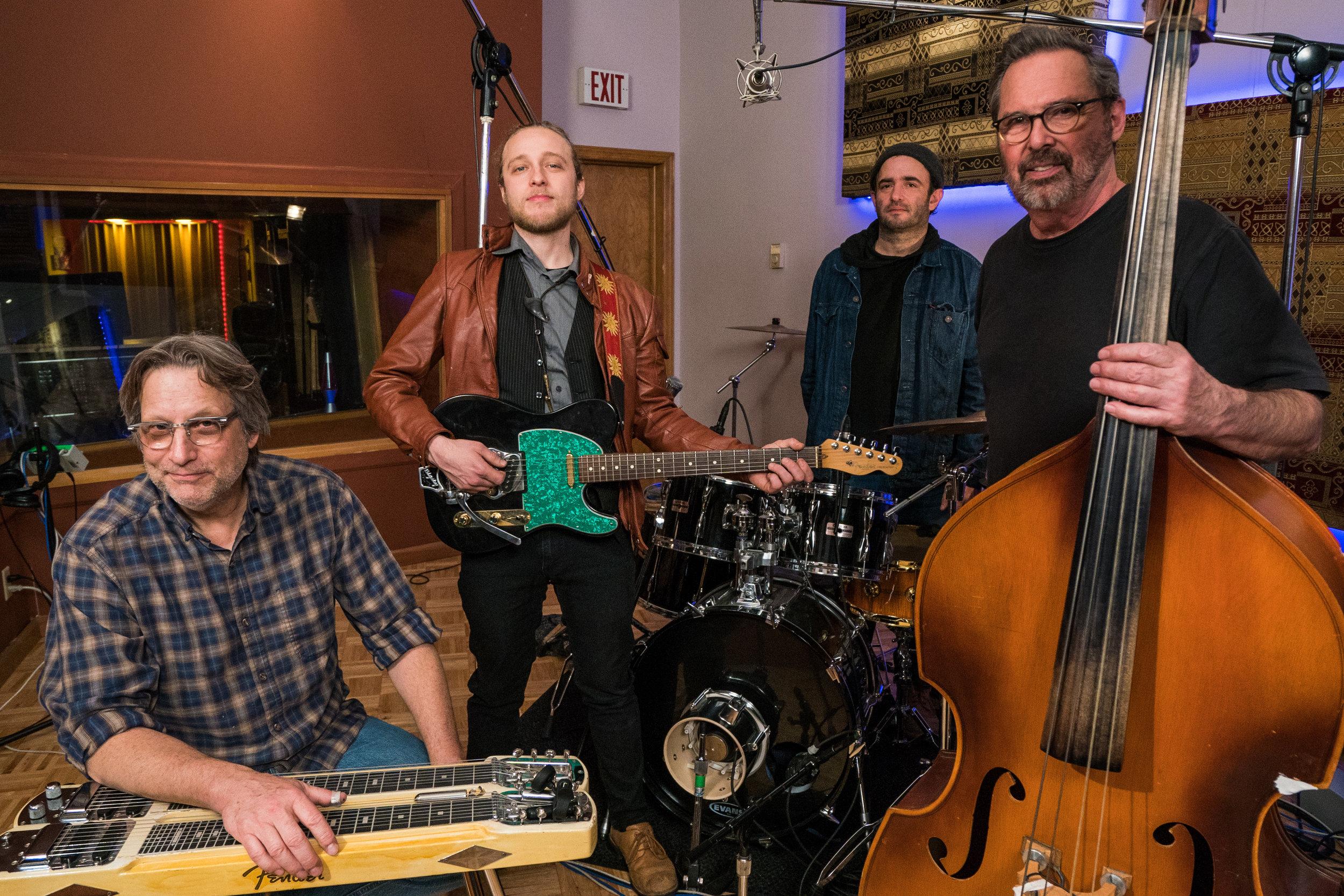 Aaron Lipp and The Slack Tones | Rock, Blues  Saturday 2 PM