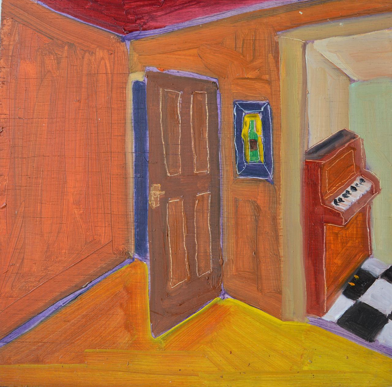 Study of a corner