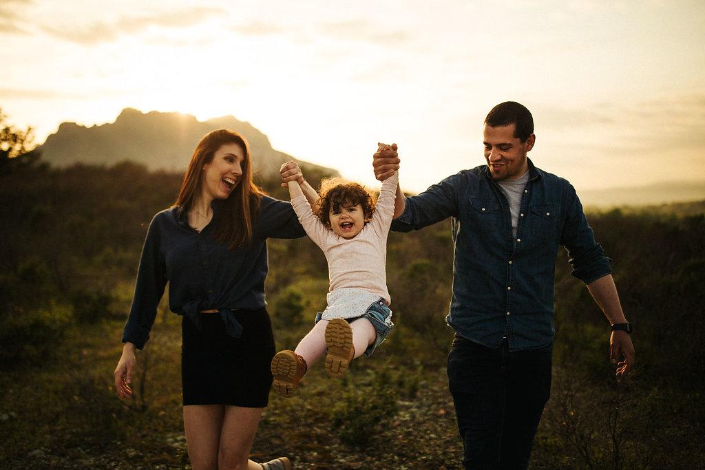 Ma photo de famille par Baptiste Dulac