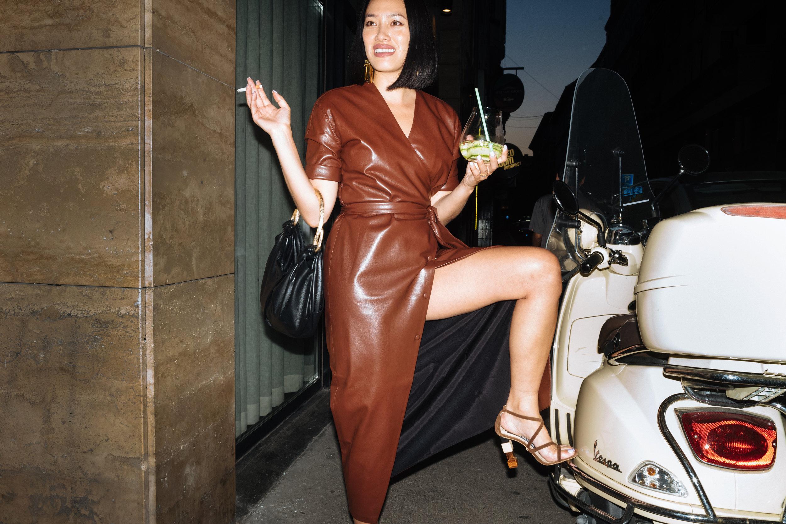 Penelope dress    €570