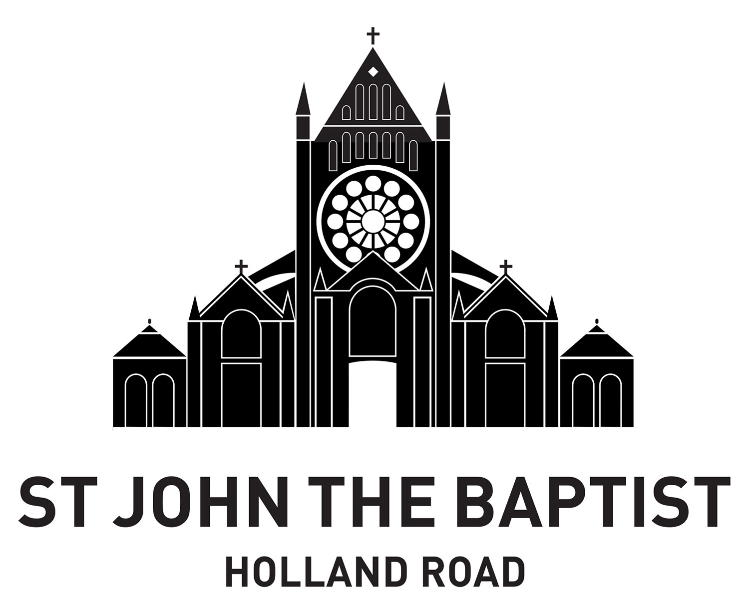 St John the Baptist Church Holland Road Shepherds Bush London