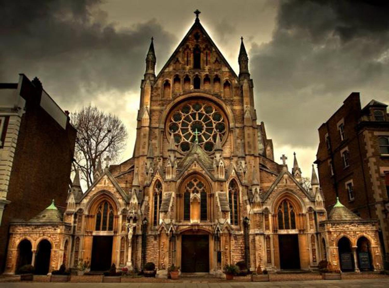 St John the Baptist Church Holland Road