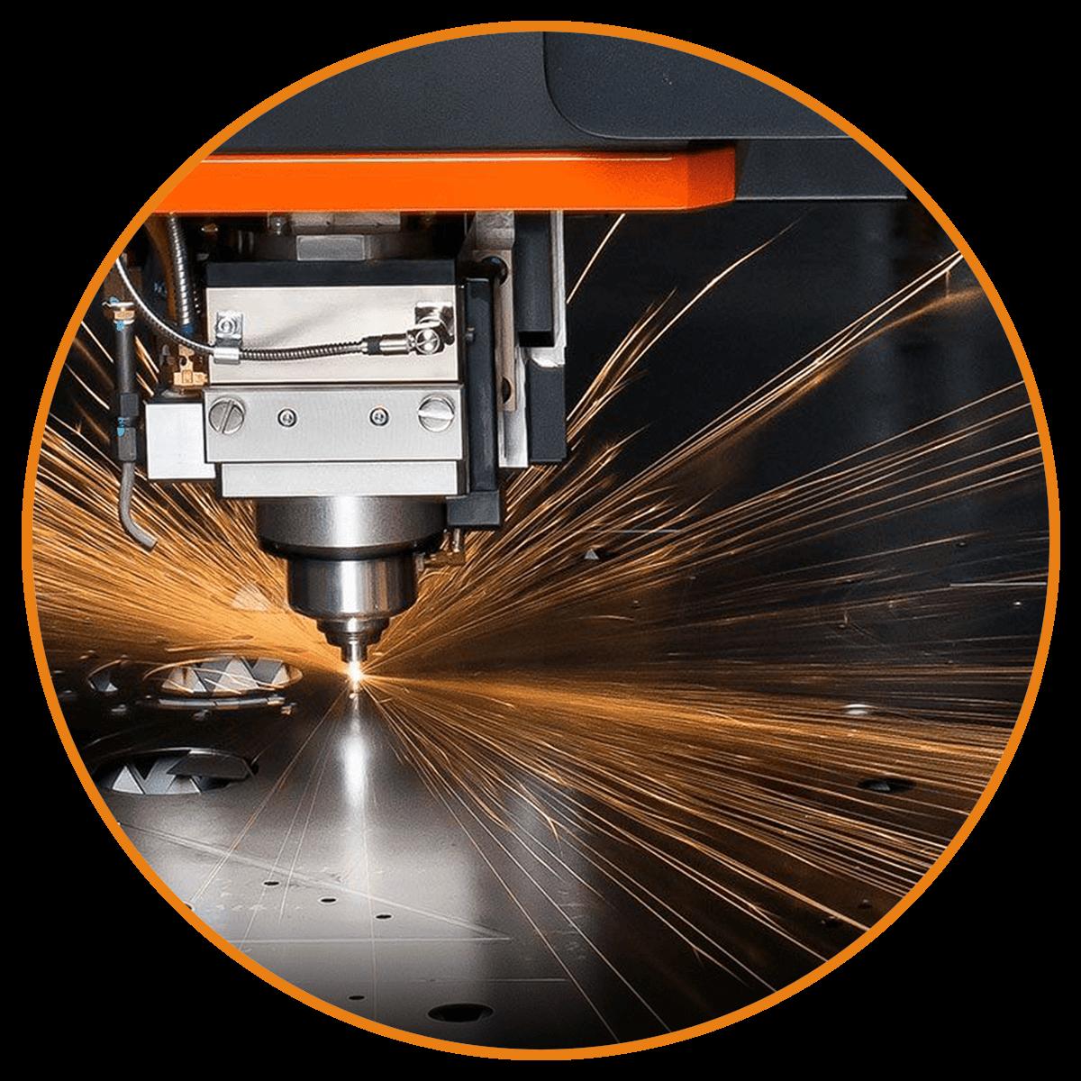 """Laser Cutter - Nuestro Laser Cutter trabaja dentro de un espacio máximo de 24"""" x 18"""". Tiene la capacidad de cortar madera, acrílico, tela, cartón y papel. El servicio tiene un costo de $45 por la primera hora, luego $12 por hora de labor y .70 centavos por minuto de corte para clientes comerciales. Costo para estudiantes es de $45 por la primera hora, luego $10 por hora de labor y .50 centavos por minuto de corte.Notas: Digitalización de artes tiene un costo de $45 por arte. El formato de dibujo debe ser en .DWG. El dibujo debe tener asignado el color rojo para línea de grabado y verde para línea de corte. Se trabaja por cita previa."""
