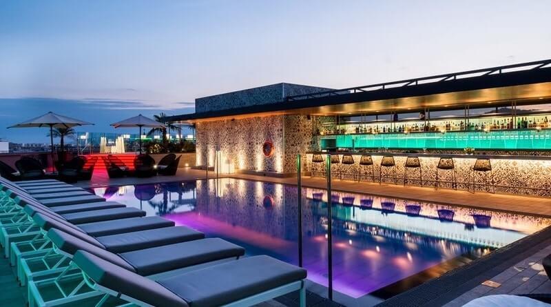 Hotel Catalonia Barcelona Plaza - Vape Barcelona Expo 2019