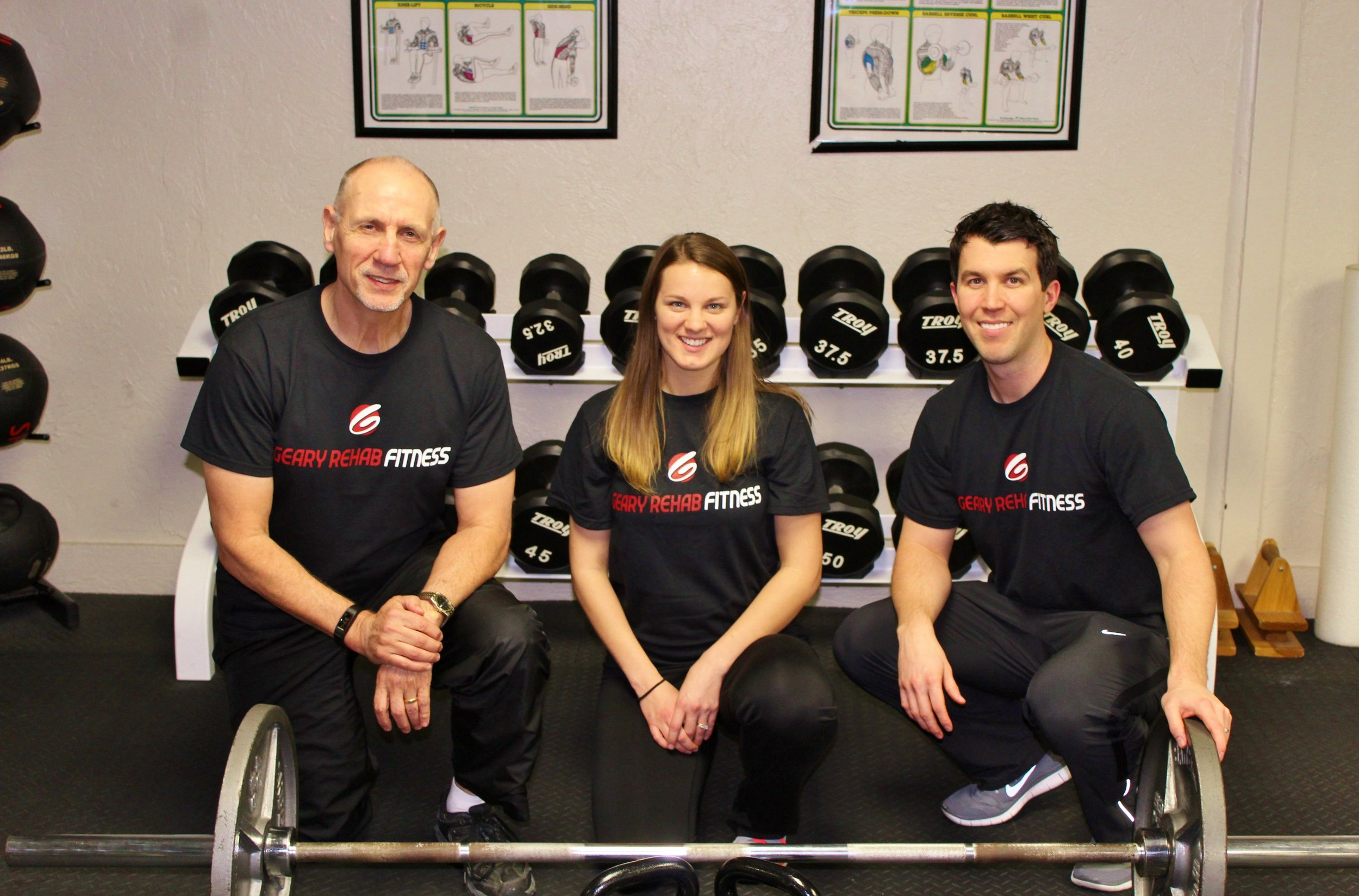 DEDICATED COACH    Our Certified personal trainers are committed to helping you reach your health and fitness goals.