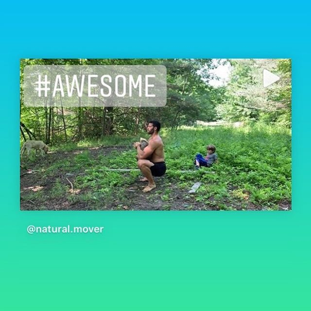 Love #movnat for its #naturalmovement in #nature whenever possible 💖 And 🙏 to @natural.mover for the vid and story to share! #wednesdaymotivation #changeyourlifestyle #changeyourmindchangeyourlife