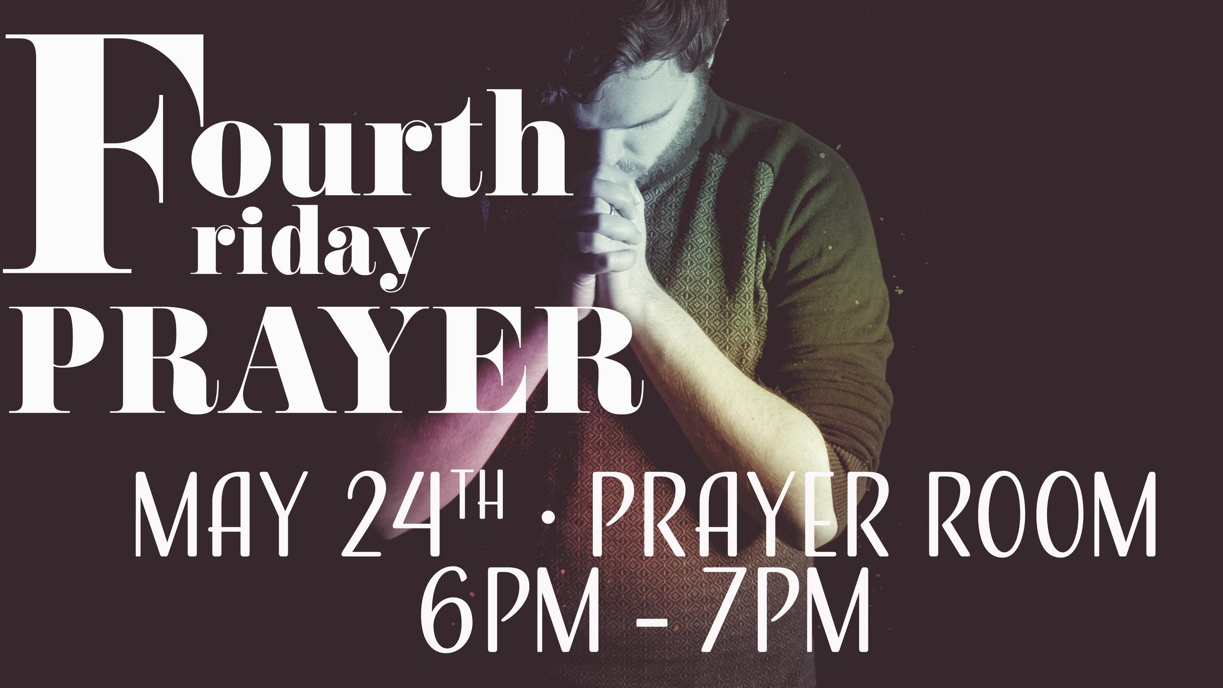 Fourth Friday Prayer.jpg