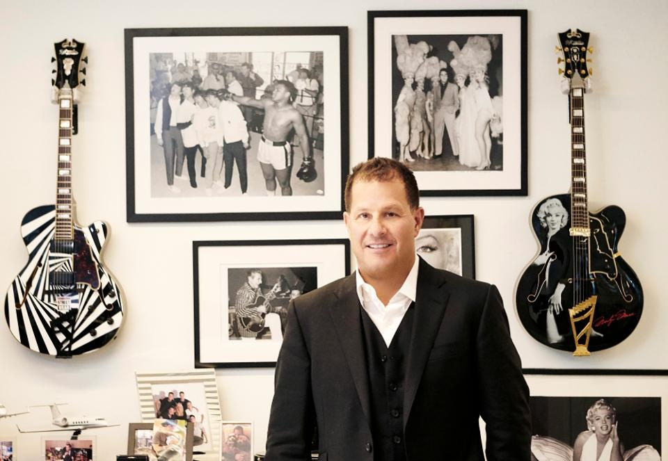 Jamie Salter's ABG has added Sports Illustrated to a portfolio that includes stars from Marilyn Monroe to Muhammad Ali along with brands like Hickey Freeman and Juicy Couture.