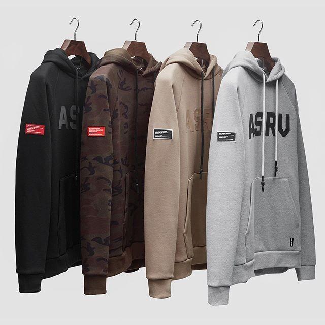 ASRV RainPlus™ Fleece Hoodie    www.asrv.co