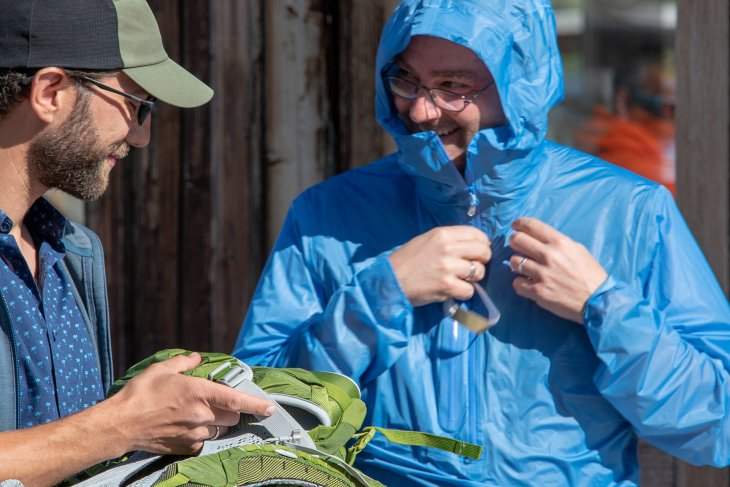 The international Outstanding Outdoor expert jury tested each of the 203 submitted products in practice.