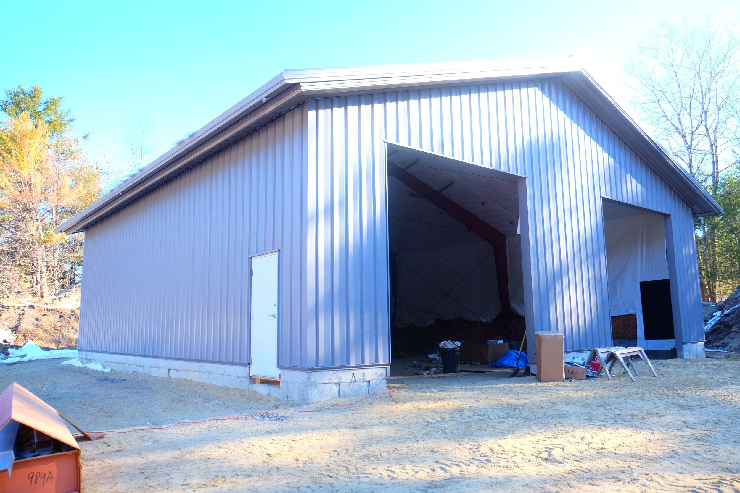 Royalston Highway Garage >