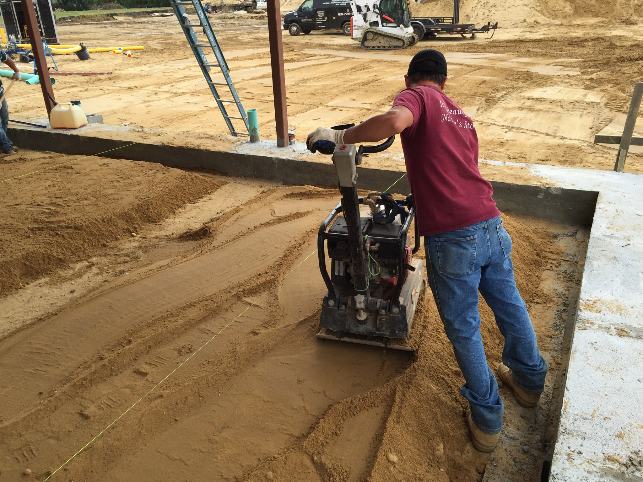 1) Compacting