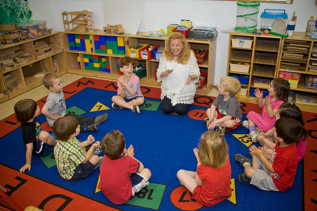 PreSchool & Camp   Early Learning    Learn More