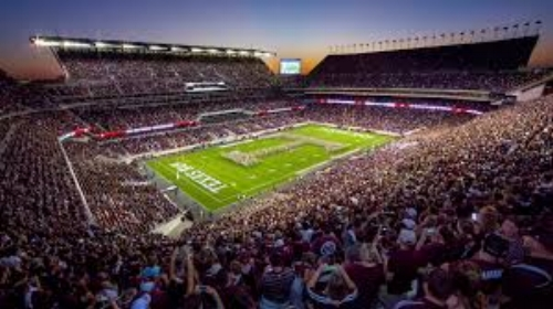 And football. - Lots of football. Like, my house shakes with a touchdown, kind of football. We are also the 2nd fastest growing city in the nation. So that's fun. Until, you need groceries…want a good seat at the movie…are in a hurry…