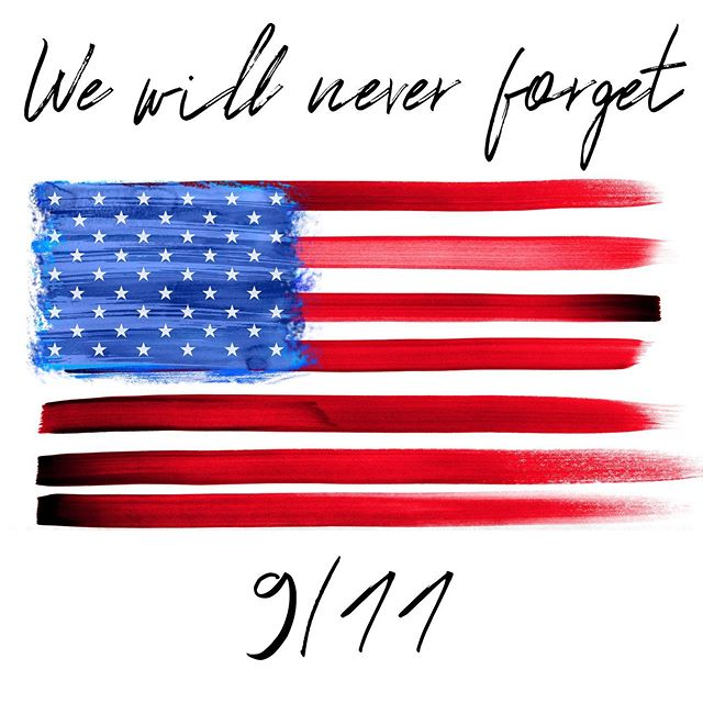 #neverforget ❤️